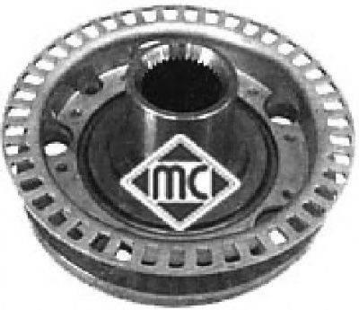 METALCAUCHO 90063 Ступица колеса