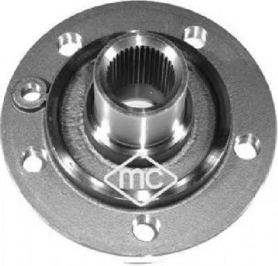 METALCAUCHO 90064 Ступица колеса