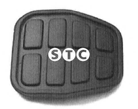 STC T400864 Педальные накладка, педаль тормоз