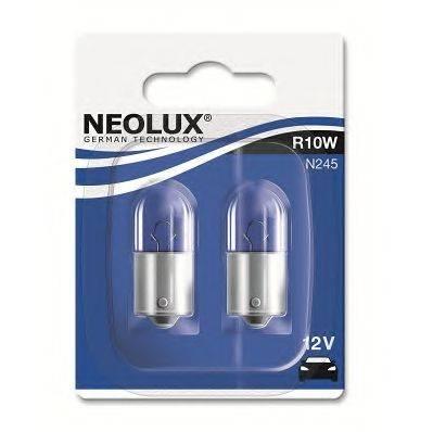 NEOLUX® N24502B Лампа накаливания, фонарь указателя поворота; Лампа накаливания, фонарь сигнала торможения; Лампа накаливания, фонарь освещения номерного знака; Лампа накаливания, фара заднего хода; Лампа накаливания, задний гарабитный огонь; Лампа накаливания, oсвещение салона; Лампа накаливания, фонарь освещения багажника; Лампа накаливания, подкапотная лампа; Лампа накаливания, стояночные огни / габаритные фонари; Лампа накаливания, стояночный / габаритный огонь; Лампа накаливания, фонарь указателя поворота; Лампа накаливания, фонарь сигнала торможения; Лампа накаливания, oсвещение салона; Лампа накаливания, фонарь освещения номерного знака