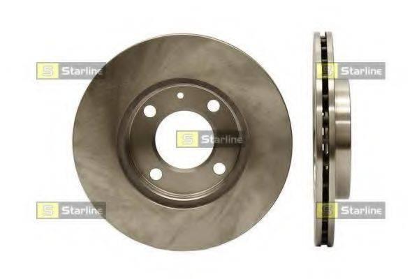 STARLINE PB2009 Тормозной диск