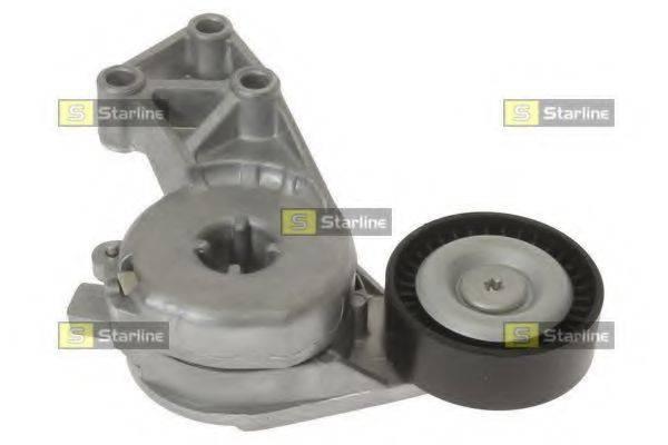 STARLINE RSC07630 Ролик натяжной ремня генератора