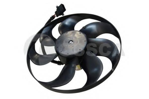 OSSCA 00898 Вентилятор системы охлаждения двигателя