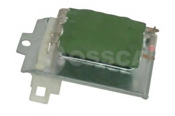 OSSCA 03148 Сопротивление, вентилятор салона
