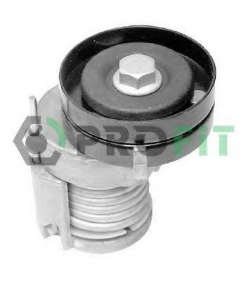 PROFIT 10140123 Натяжной ролик, поликлиновой  ремень