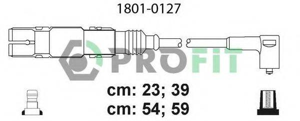 PROFIT 18010127 Комплект проводов зажигания