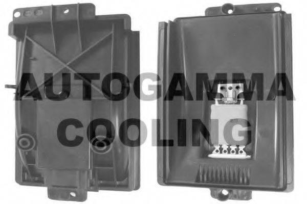 AUTOGAMMA GA15127 Сопротивление, вентилятор салона