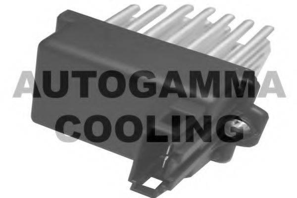 AUTOGAMMA GA15707 Сопротивление, вентилятор салона