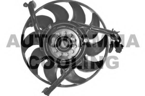 AUTOGAMMA GA200409 Вентилятор системы охлаждения двигателя