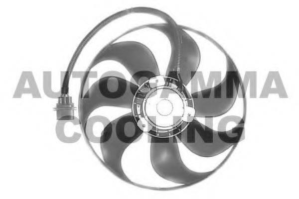 AUTOGAMMA GA200438 Вентилятор системы охлаждения двигателя