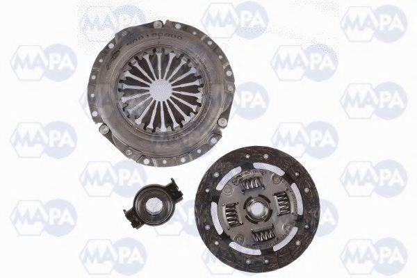 MAPA 004180600 Комплект сцепления