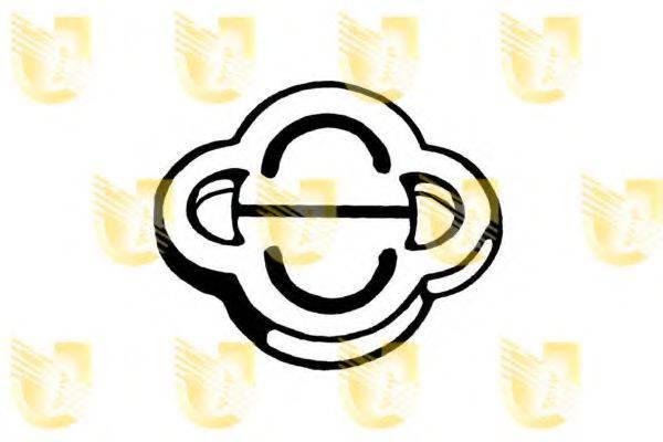 UNIGOM 165036 Резиновые полоски, система выпуска