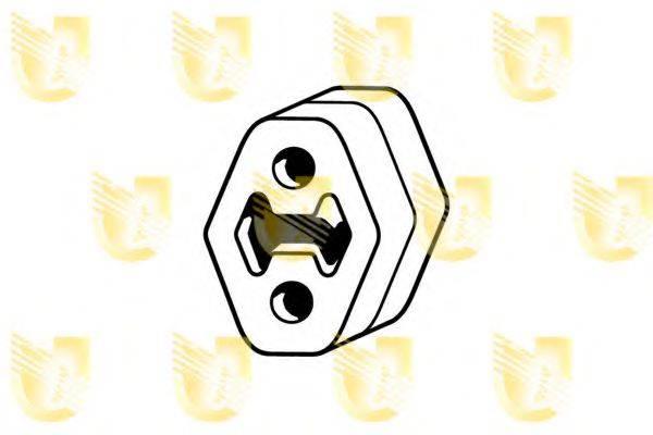 UNIGOM 165104 Резиновые полоски, система выпуска