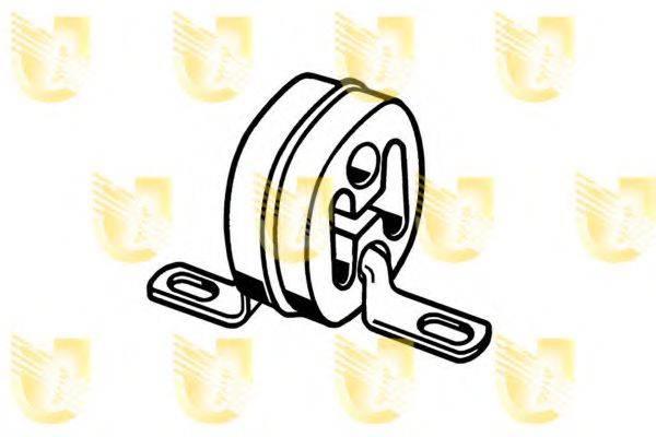 UNIGOM 165157 Резиновые полоски, система выпуска