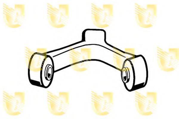 UNIGOM 165158 Резиновые полоски, система выпуска