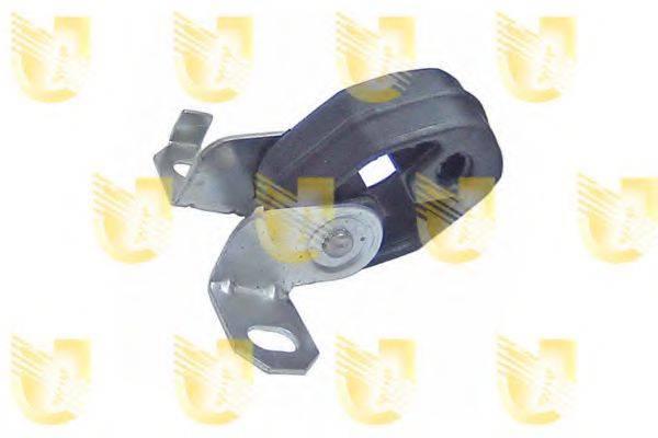 UNIGOM 165170 Резиновые полоски, система выпуска