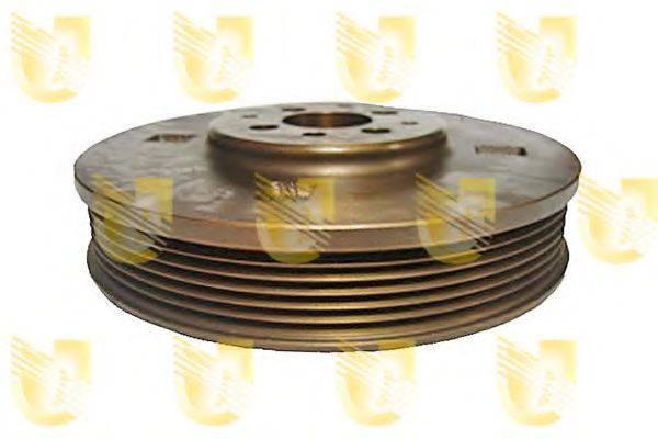 UNIGOM 421810 Ременный шкив, коленчатый вал