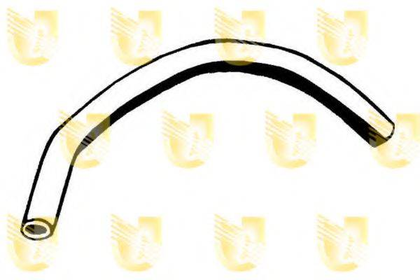 UNIGOM W8427 Шланг радиатора