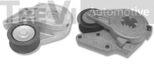 TREVI AUTOMOTIVE TA1578 Ролик натяжной ремня генератора