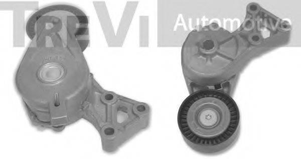 TREVI AUTOMOTIVE TA1171 Ролик натяжной ремня генератора