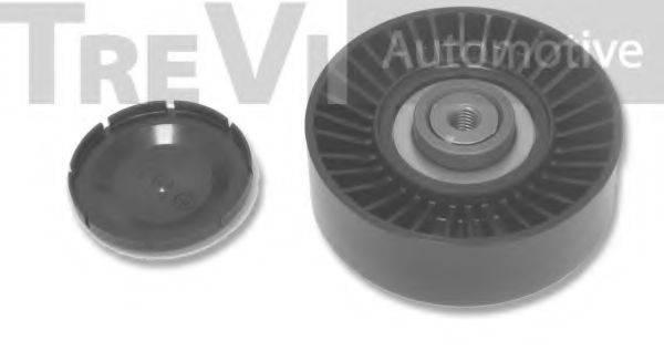 TREVI AUTOMOTIVE TA1014 Натяжной ролик, поликлиновой  ремень