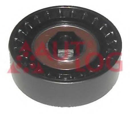 AUTLOG RT1042 Натяжной ролик, поликлиновой  ремень