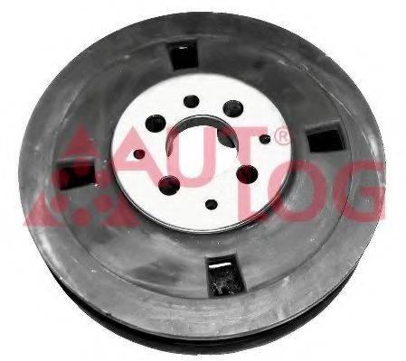 AUTLOG RT1541 Ременный шкив, коленчатый вал