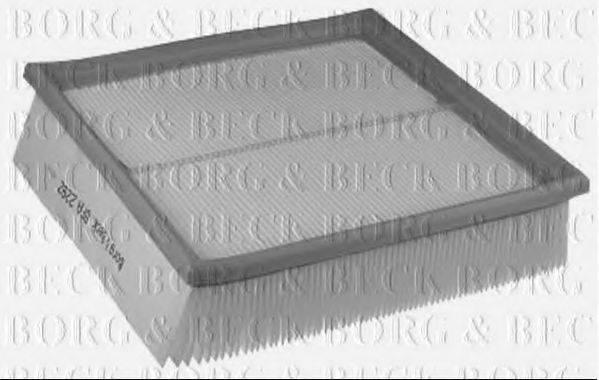 BORG & BECK BFA2292 Воздушный фильтр