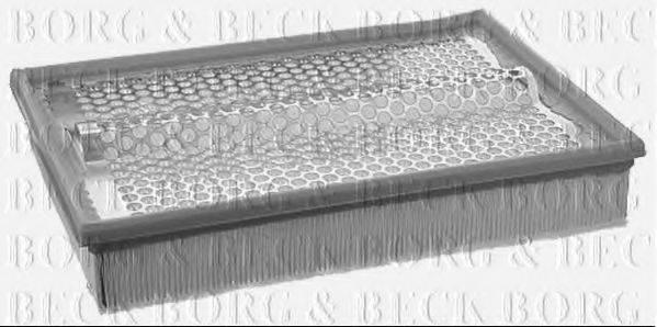 BORG & BECK BFA2198 Воздушный фильтр