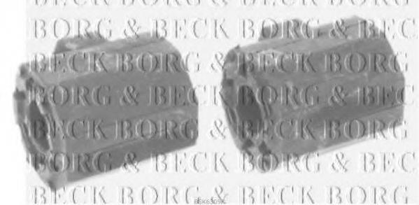 BORG & BECK BSK6309K Ремкомплект, соединительная тяга стабилизатора