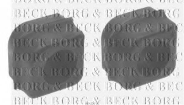 BORG & BECK BSK6391K Ремкомплект, соединительная тяга стабилизатора
