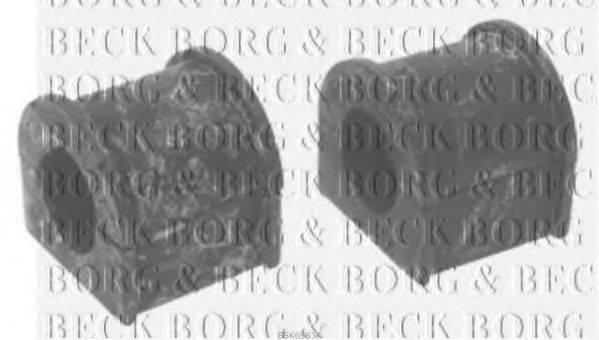 BORG & BECK BSK6983K Ремкомплект, соединительная тяга стабилизатора