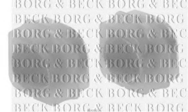 BORG & BECK BSK6633K Ремкомплект, соединительная тяга стабилизатора