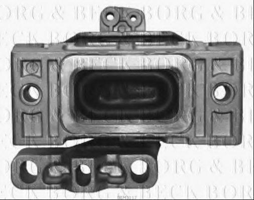 BORG & BECK BEM3117 Подушка двигателя