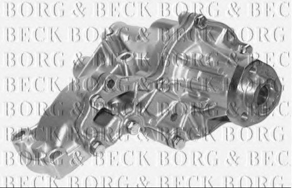BORG & BECK BWP2075 Водяной насос