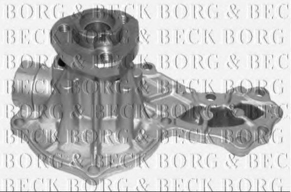 BORG & BECK BWP1113 Водяной насос