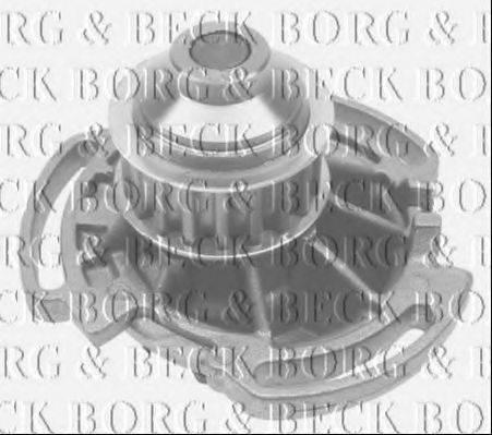BORG & BECK BWP1564 Водяной насос