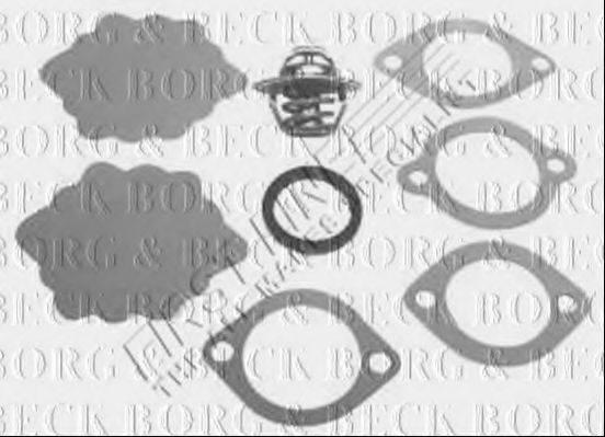 BORG & BECK BBT003 Термостат