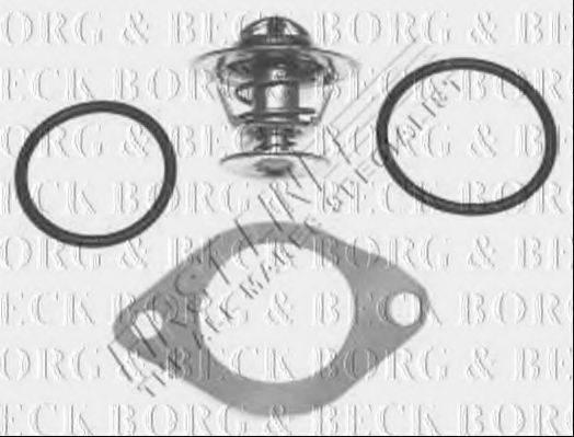 BORG & BECK BBT027 Термостат