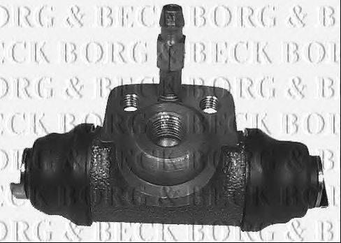 BORG & BECK BBW1455 Колесный тормозной цилиндр