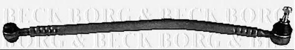 BORG & BECK BDL6049 Поперечная рулевая тяга