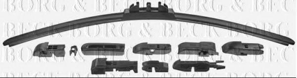 BORG & BECK BW20F Щетка стеклоочистителя