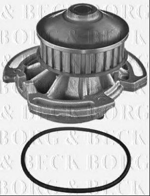 BORG & BECK BWP1105 Водяной насос