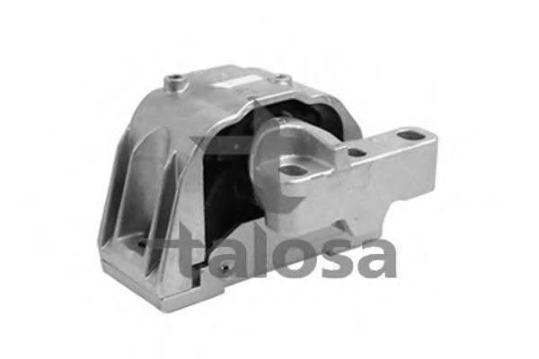TALOSA 6105272 Подушка двигателя