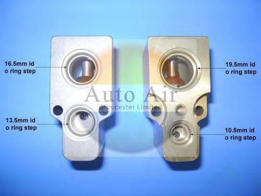 AUTO AIR GLOUCESTER 221062 Расширительный клапан кондиционера