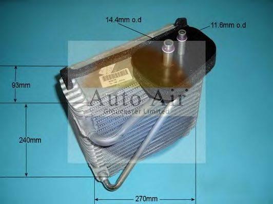 AUTO AIR GLOUCESTER 210092 Испаритель кондиционера