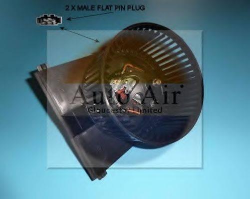 AUTO AIR GLOUCESTER 210023 Вентилятор салона