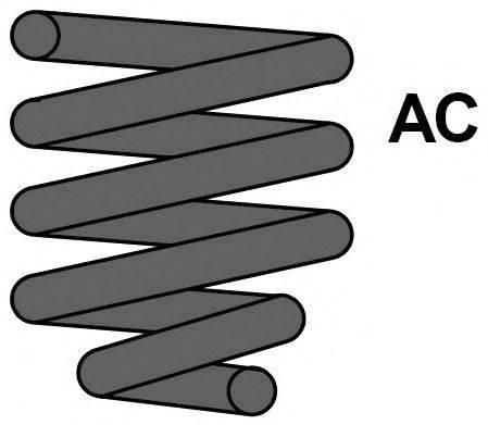 MAXTRAC MC0342 Пружина ходовой части