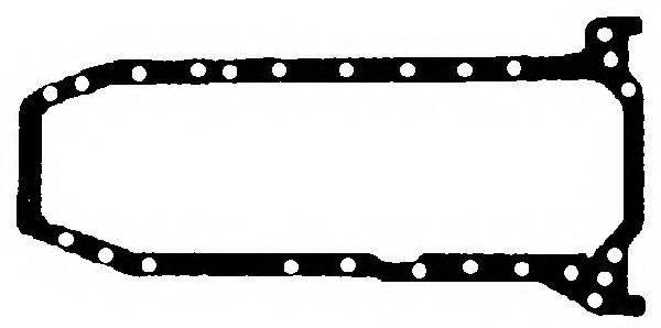 BGA OP2375 Прокладка масляного поддона