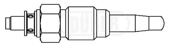 DURER DG80590 Свеча накаливания